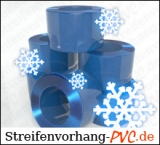 PVC Rollenware Kühlhaus