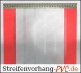 PVC Warnstreifen für Streifenvorhänge