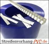 Sparen & selber zusammenbauen PVC Streifenvorhänge