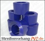 PVC Rollenware Transparent 20cm 30cm 40cm - 200mm 300mm 400mm Breite