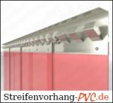 PVC Streifenvorhang Schweisserschutz - Streifen 200x2mm