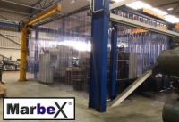 Beispiel: PVC Streifen in 300x3 mm
