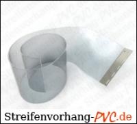 PVC Streifenvorhang 2,00m Breite x 3,25m Länge