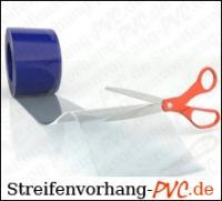 PVC Streifen 400x4mm pro Meter