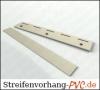 PVC Streifenvorhang / Haltebleche / Halteplättchen
