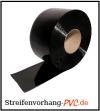 PVC Rolle Schwarz / Rollenware Schwarz
