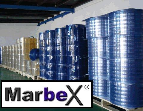 Gummi Kunststoff weich PVC Rolle für Vorhang transaparent