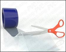 PVC Streifen Zuschnitt Streifenzuschnitt